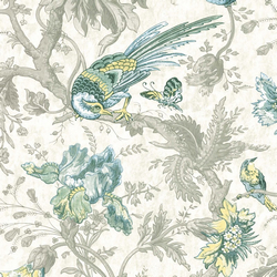 Обои London Wallpapers III от Little Greene, Компания 'СП-Декор', (495)780-6641, 7806641@mail.ru